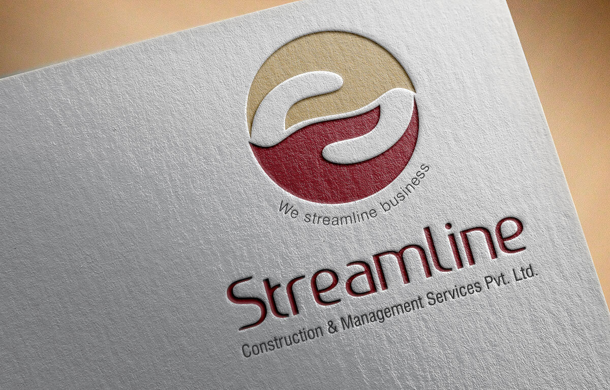 best logo design company mumbai professional branding streamline construction