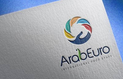 ArabEuro International Food Logo Designing Mumbai India