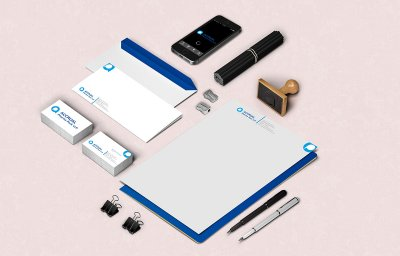 Accrual Pharma Pack LLP Pharmaceuticals Stationery Design Mumbai India