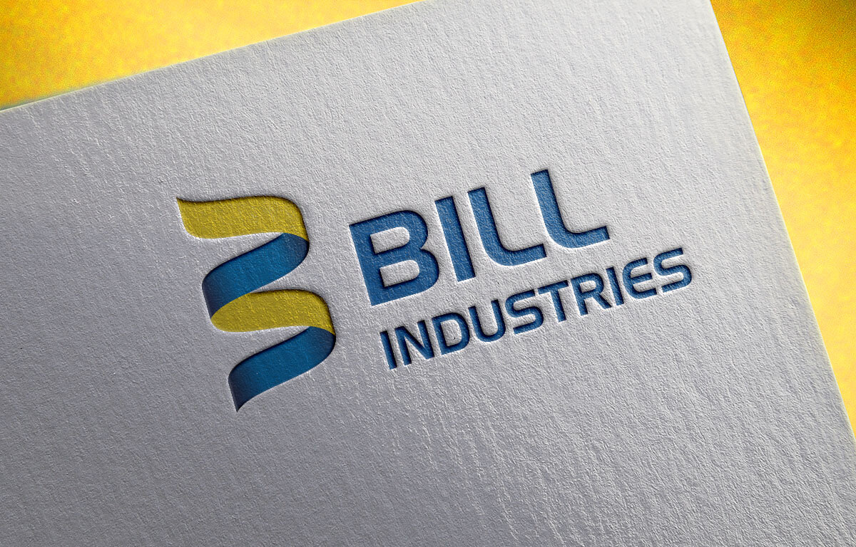 Bill Industries Logo Design Nashik Mumbai India