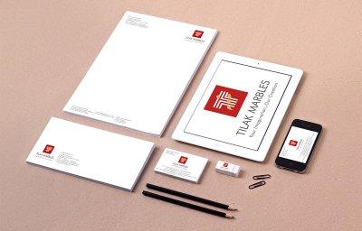 Tilak Marbles Stationery Design Mumbai India