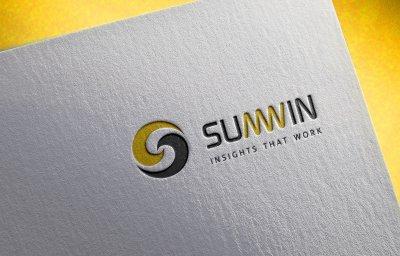 Sumwin Global Consultants Logo Design Malaysia