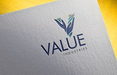 Value Industries Logo Design India