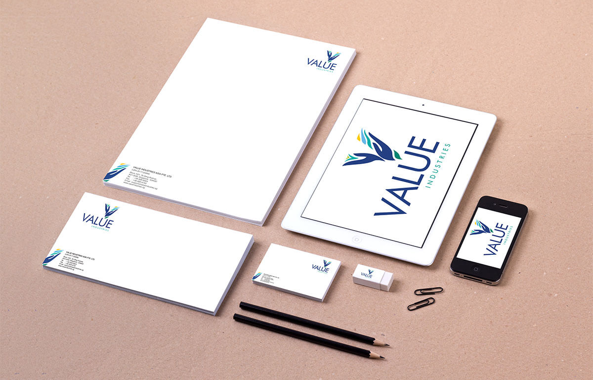 Value Industries Stationery Design India
